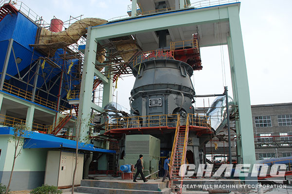 High Quality CHAENG Slag Vertical Mill Manufacture Cost