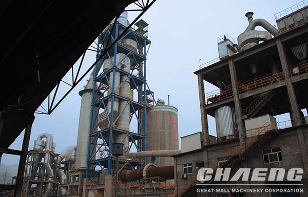 CHAENG Share the Maintenance Service for Slag Vertical Mill