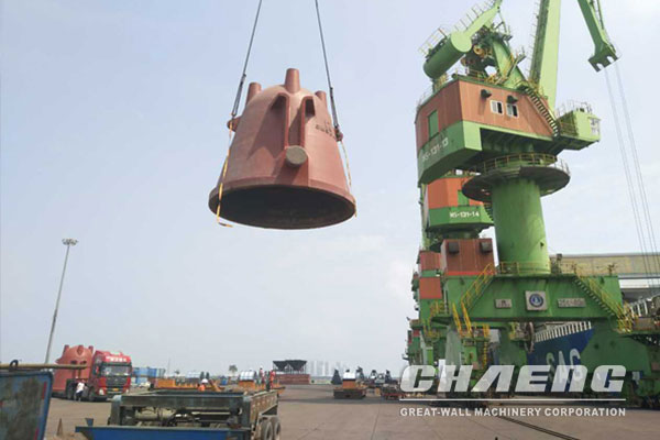 slag pot, steel casting,CHAENG slag pot